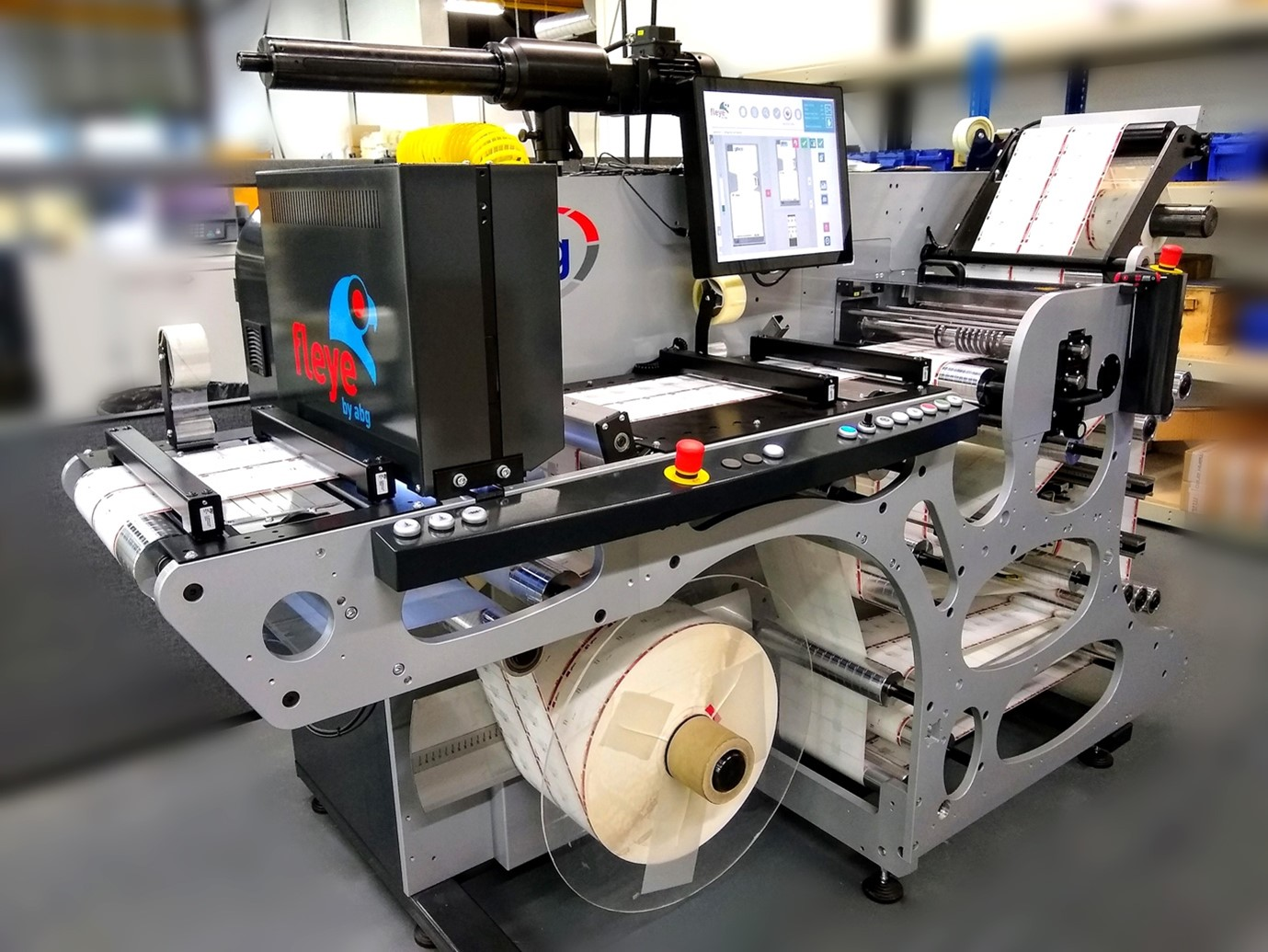 New Investment - AB Graphics Omega Press