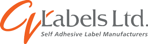 CV LABELS Logo